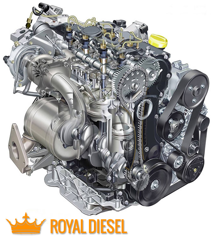diesel motor: